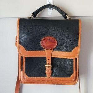 Dooney and Bourke vintage leather crossbody